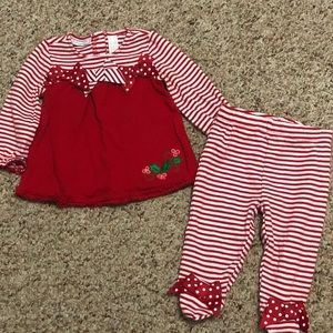 First Impressions Christmas Outfit